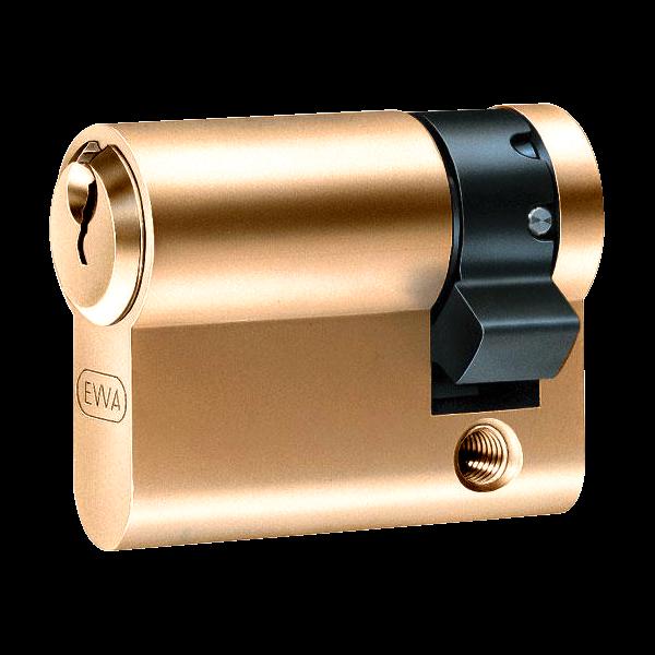 EVVA A5 HZ Euro Half Cylinder - KA 1 Locksmith in Stirling