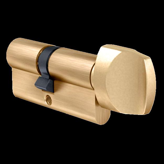EVVA A5 KDZ Euro Key & Turn Cylinder - KA 1 Locksmith in Stirling