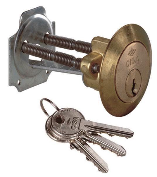 CISA C2000 Rim Cylinder To Suit 11610 gate Lock 1 Locksmith in Stirling
