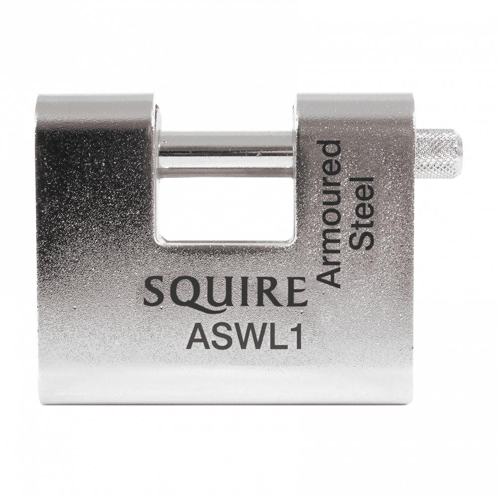 SQUIRE ASWL Steel Sliding Shackle Padlock 1 Locksmith in Stirling