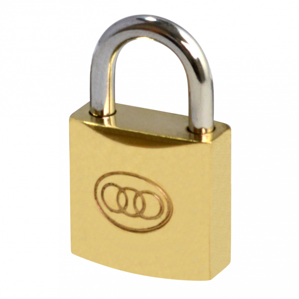 Tricircle 26 Series Brass Open Shackle Padlocks 1 Locksmith in Stirling