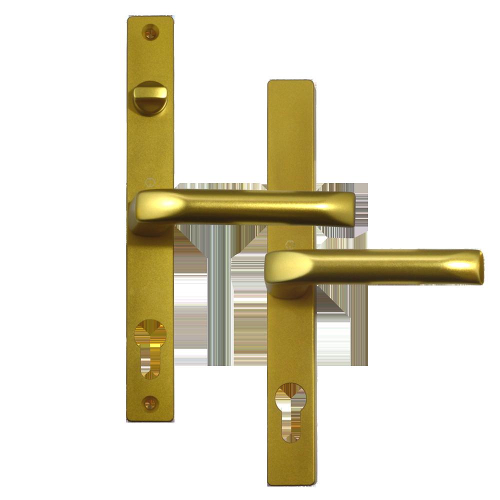 HOPPE UPVC Lever Door Furniture To Suit Fullex c/w Snib 1 Locksmith in Stirling