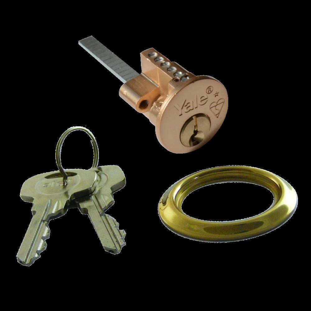YALE X5 X-TECH Rim Cylinder 1 Locksmith in Stirling