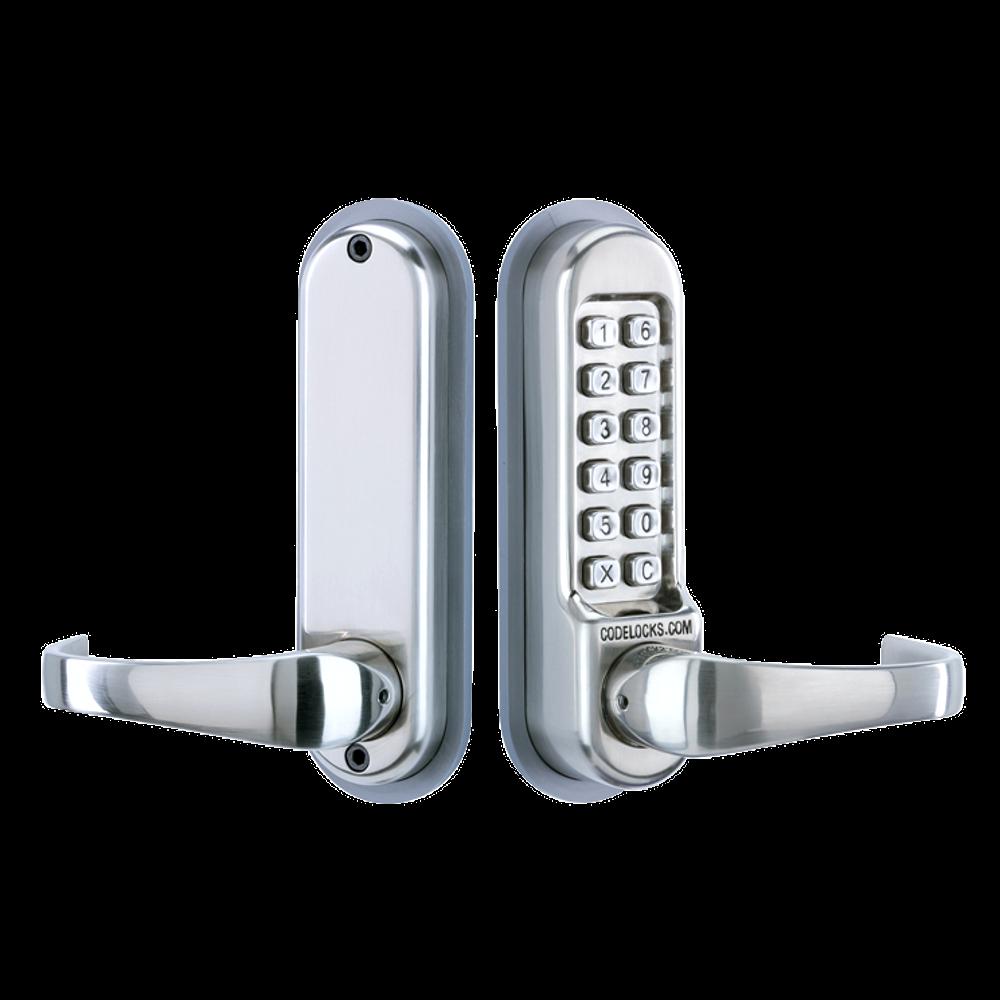 CODELOCKS CL510 Series Digital Lock With Tubular Latch 1 Locksmith in Stirling