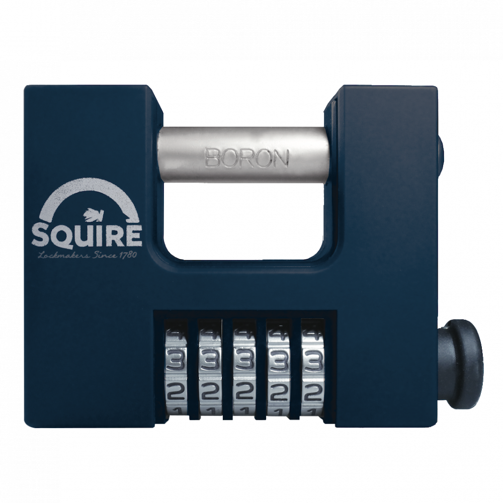 SQUIRE CBW85 85mm High Security Combination Sliding Shackle Padlock 1 Locksmith in Stirling