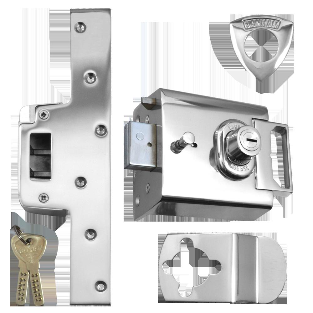 Banham L2000 Rimlock 1 Locksmith in Stirling
