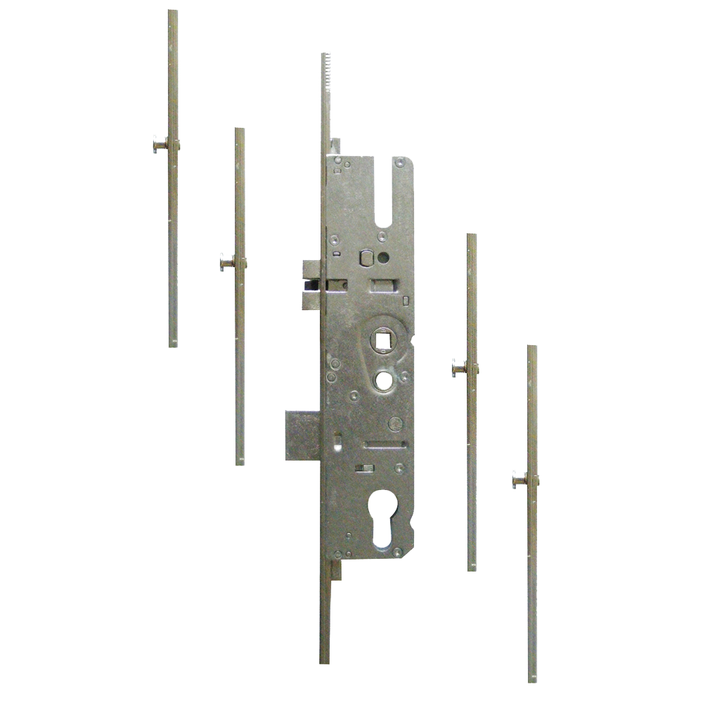 MACO Lever Operated Latch & Deadbolt - 4 Roller 1 Locksmith in Stirling
