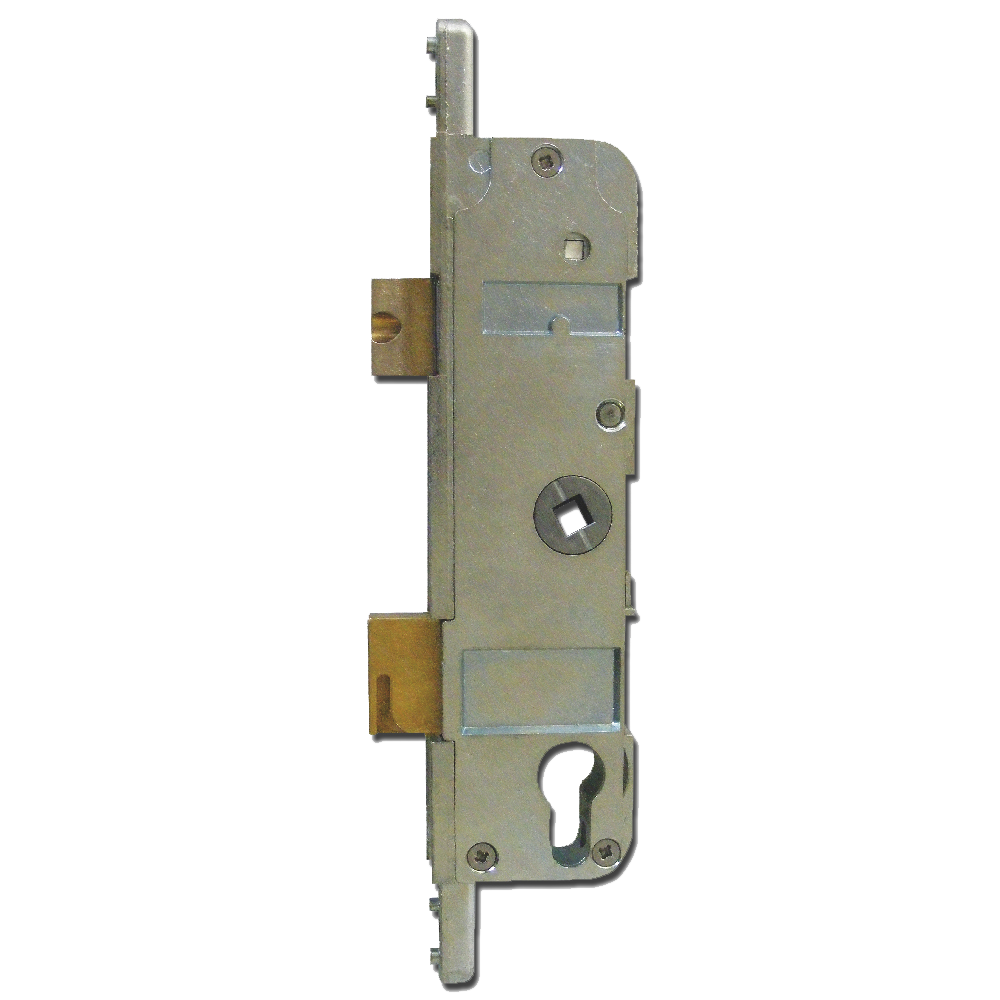 FULLEX Lever Operated Latch & Deadbolt Split Spindle Old Style - Centre Case 1 Locksmith in Stirling