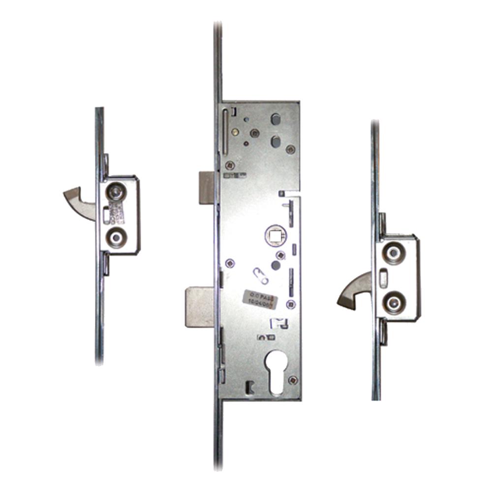 ERA Lever Operated Latch & Deadbolt Split Spindle 20mm - 2 Hook 1 Locksmith in Stirling