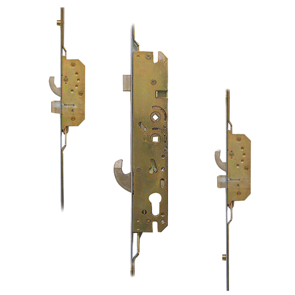 MILLENCO Lever Operated Latch & Hookbolt Twin Spindle - 2 Roller 2 Hook 2 Dead 1 Locksmith in Stirling