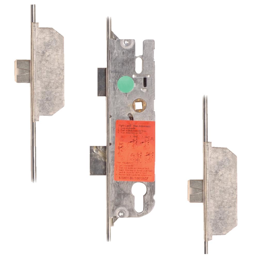 GU Lever Operated Latch & Deadbolt - 2 Dead Bolt (1609mm) 1 Locksmith in Stirling