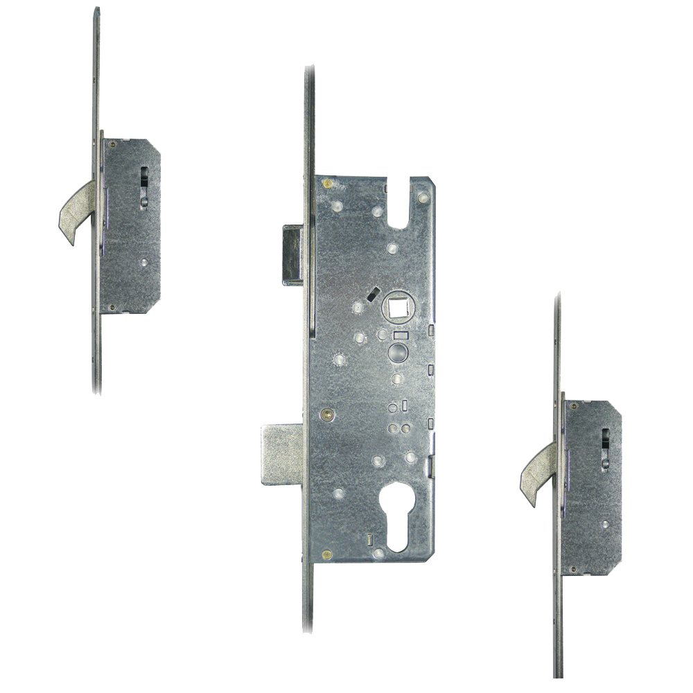 WINKHAUS Cobra Lever Operated Latch & Deadbolt Split Spindle 20mm Radius - 2 Hook 1 Locksmith in Stirling