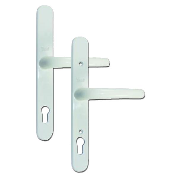 YALE UPVC Lever Door Furniture - Retro 1 Locksmith in Stirling