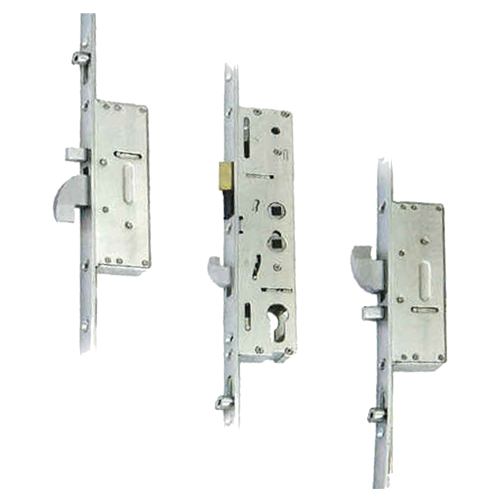KENRICK Excalibur Lever Operated Latch & Hook Twin Spindle - 2 Hook & 3 Roller 1 Locksmith in Stirling