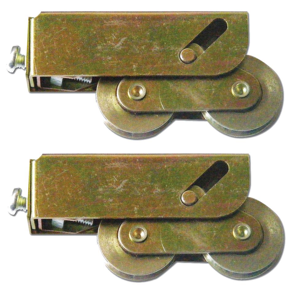 ASEC Patio Roller Tandem Wheels - 35-45mm Adjust 1 Locksmith in Stirling