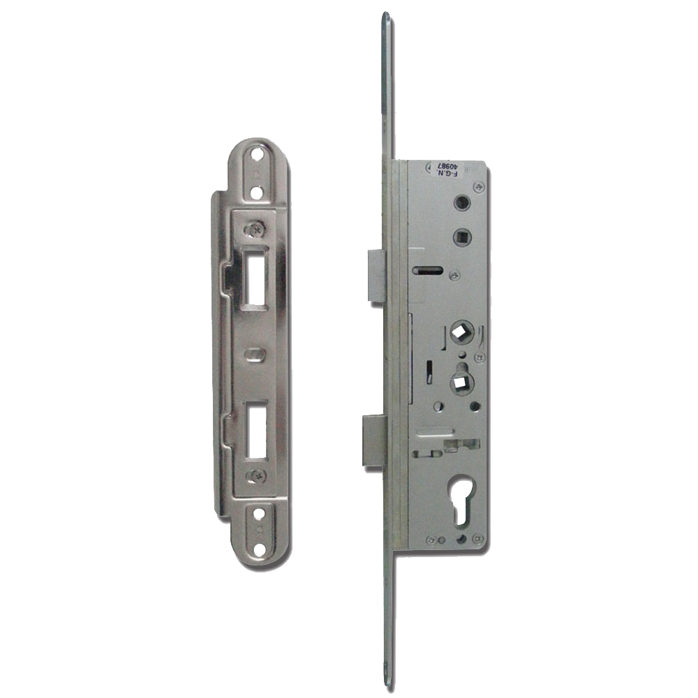 YALE Doormaster Lever Operated Latch & Deadbolt 20mm Twin Spindle Overnight Lock To Suit Lockmaster 1 Locksmith in Stirling