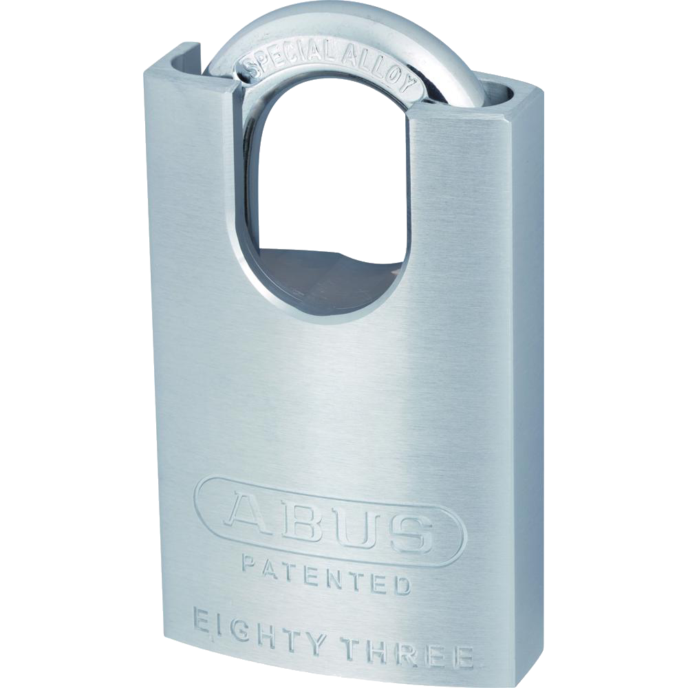 ABUS 83 Series Brass Closed Shackle Padlock 1 Locksmith in Stirling