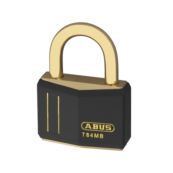 ABUS T84MB Series Brass Open Shackle Padlock 1 Locksmith in Stirling