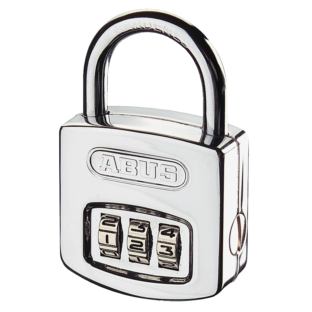 ABUS 160 Series Combination Open Shackle Padlock 1 Locksmith in Stirling