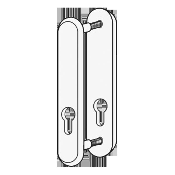 KICKSTOP 9600 188mm LockGuard 1 Locksmith in Stirling