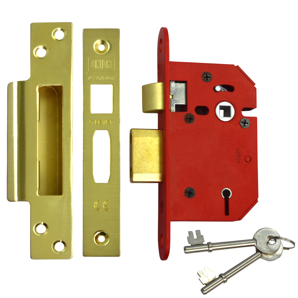 UNION J2205 StrongBOLT 5 Lever Sashlock 1 Locksmith in Stirling