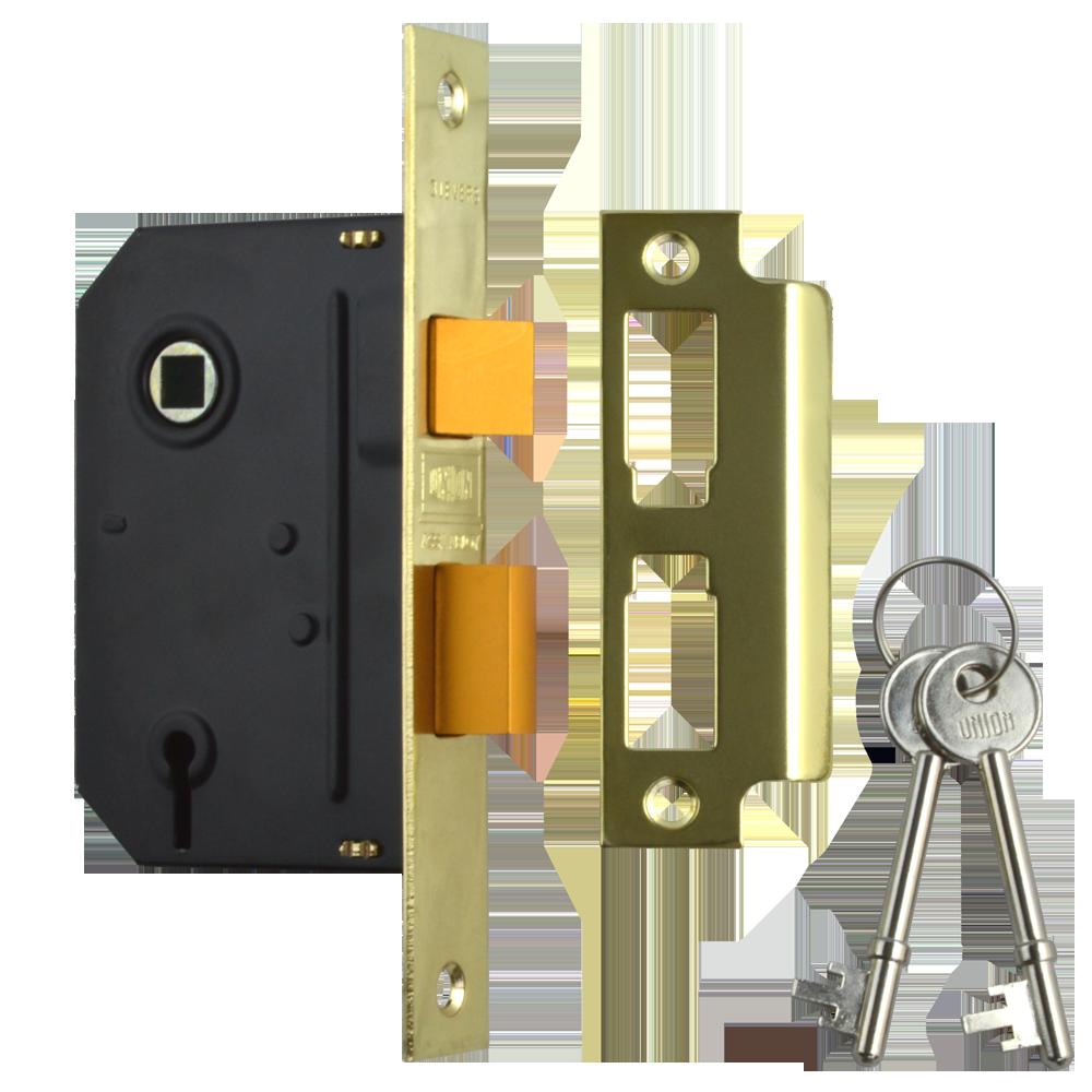 UNION J-ES-SL Essential 3 Lever Sashlock 1 Locksmith in Stirling