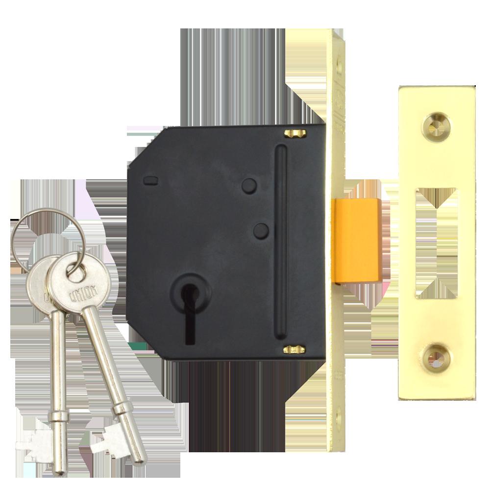 UNION J-ES-DL Essential 3 Lever Deadlock 1 Locksmith in Stirling