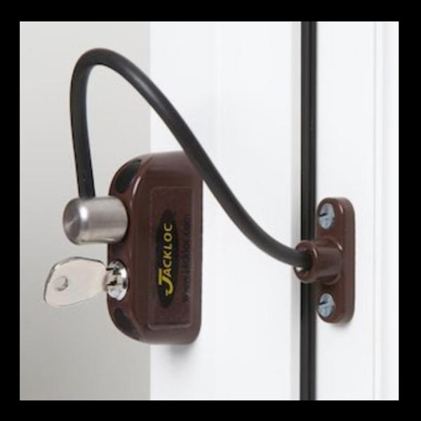 JACKLOC Pro-5 Lockable Cable Window Lock 1 Locksmith in Stirling
