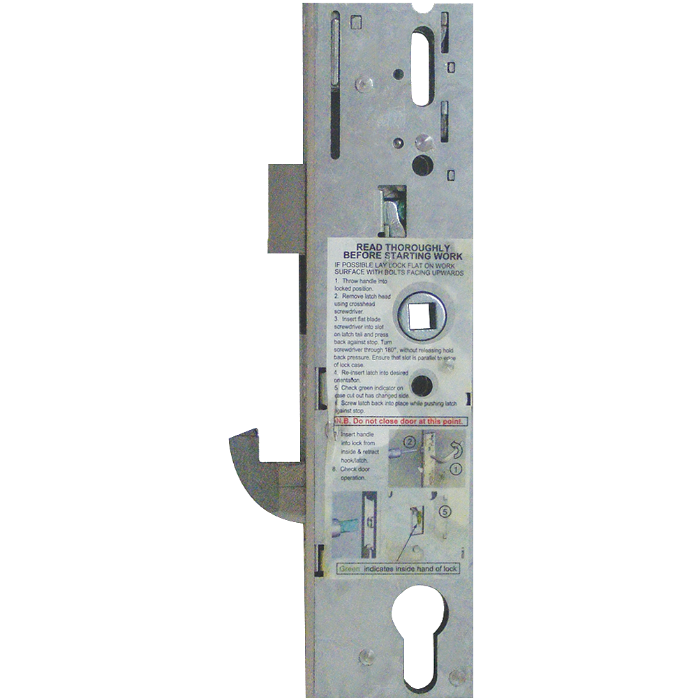 YALE YS170 Lever Operated Latch & Hookbolt Split Spindle Gearbox 1 Locksmith in Stirling