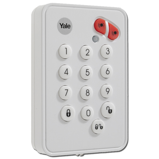 YALE EF-SD Easy Fit Wirefree Keypad 1 Locksmith in Stirling