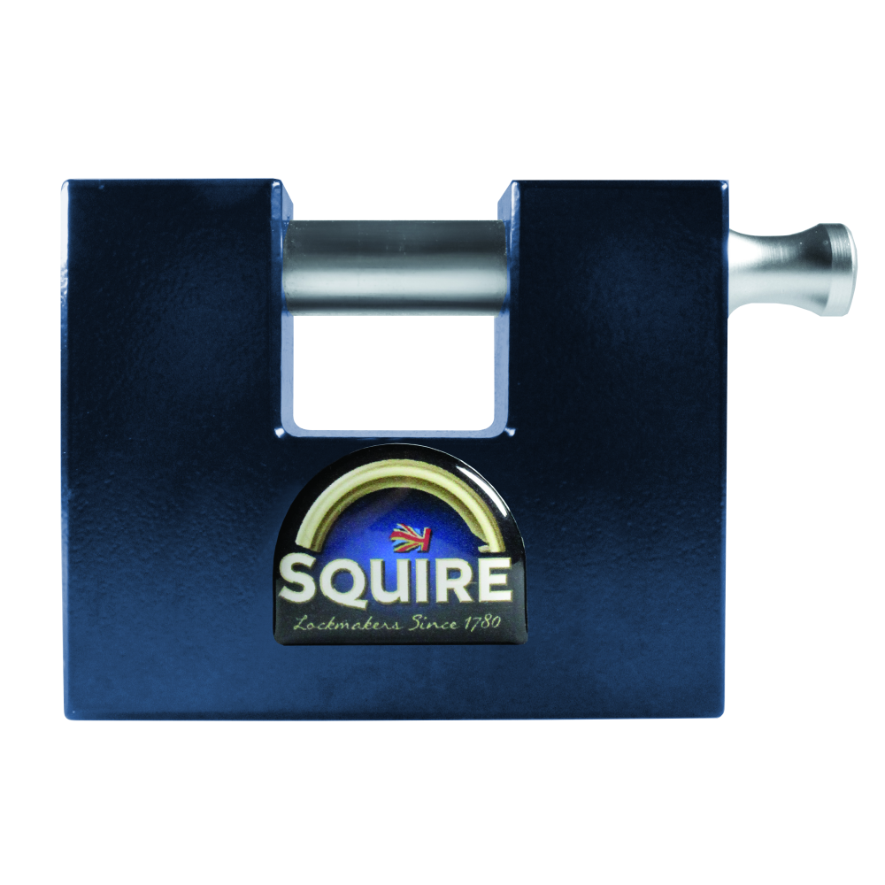 SQUIRE Stronghold WS75 Steel Container Sliding Shackle Padlock 1 Locksmith in Stirling