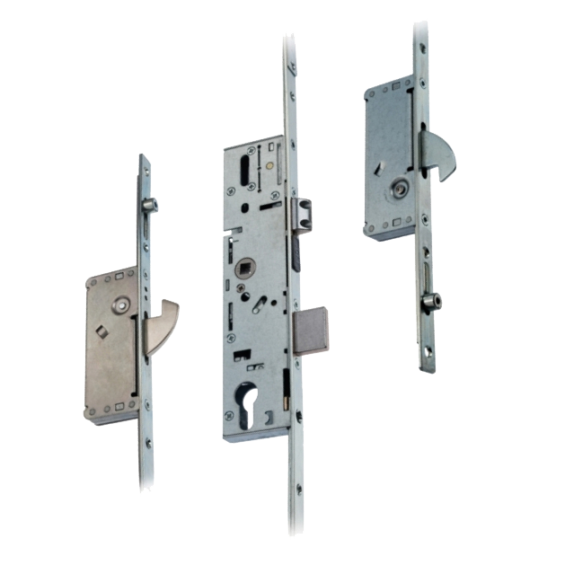 ERA 6735 / 9735 Lever Operated Latch & Dead - 2 Adjustable Hooks & Rollers (UPVC Door) 1 Locksmith in Stirling