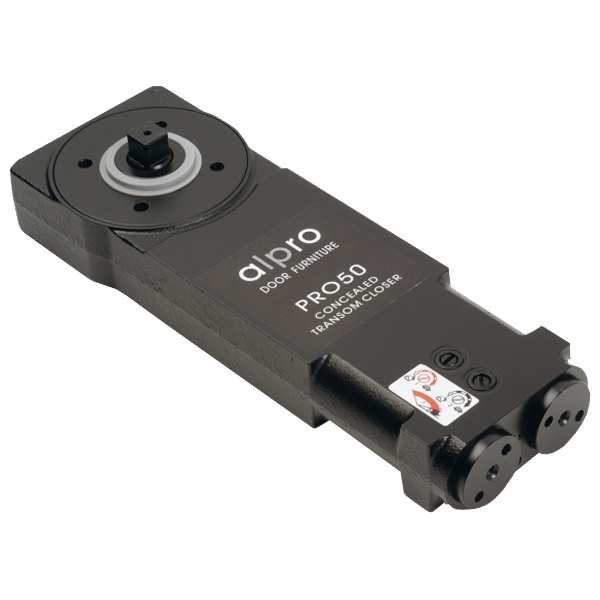 ALPRO PRO50 Medium Duty Transom Door Closer C/W Pivot & Arm 1 Locksmith in Stirling