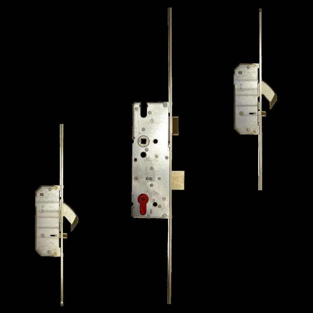 WINKHAUS AV2 Auto Locking Lever Operated Latch & Deadbolt 20mm Radius - 2 Hook 1 Locksmith in Stirling