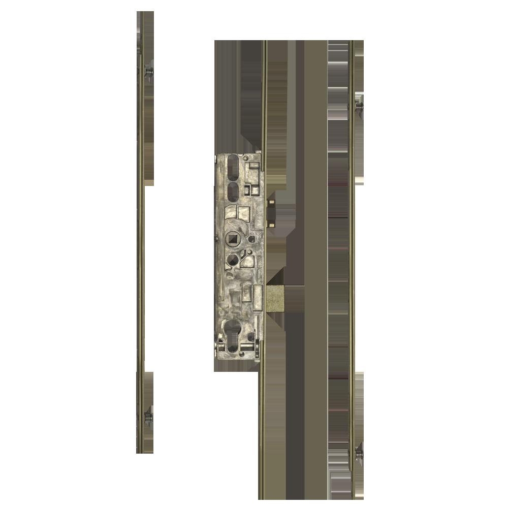 ROTO H600 3RDL2206 Latch & Deadbolt Single Spindle - 4 (V Cam) Mushrooms 1 Locksmith in Stirling