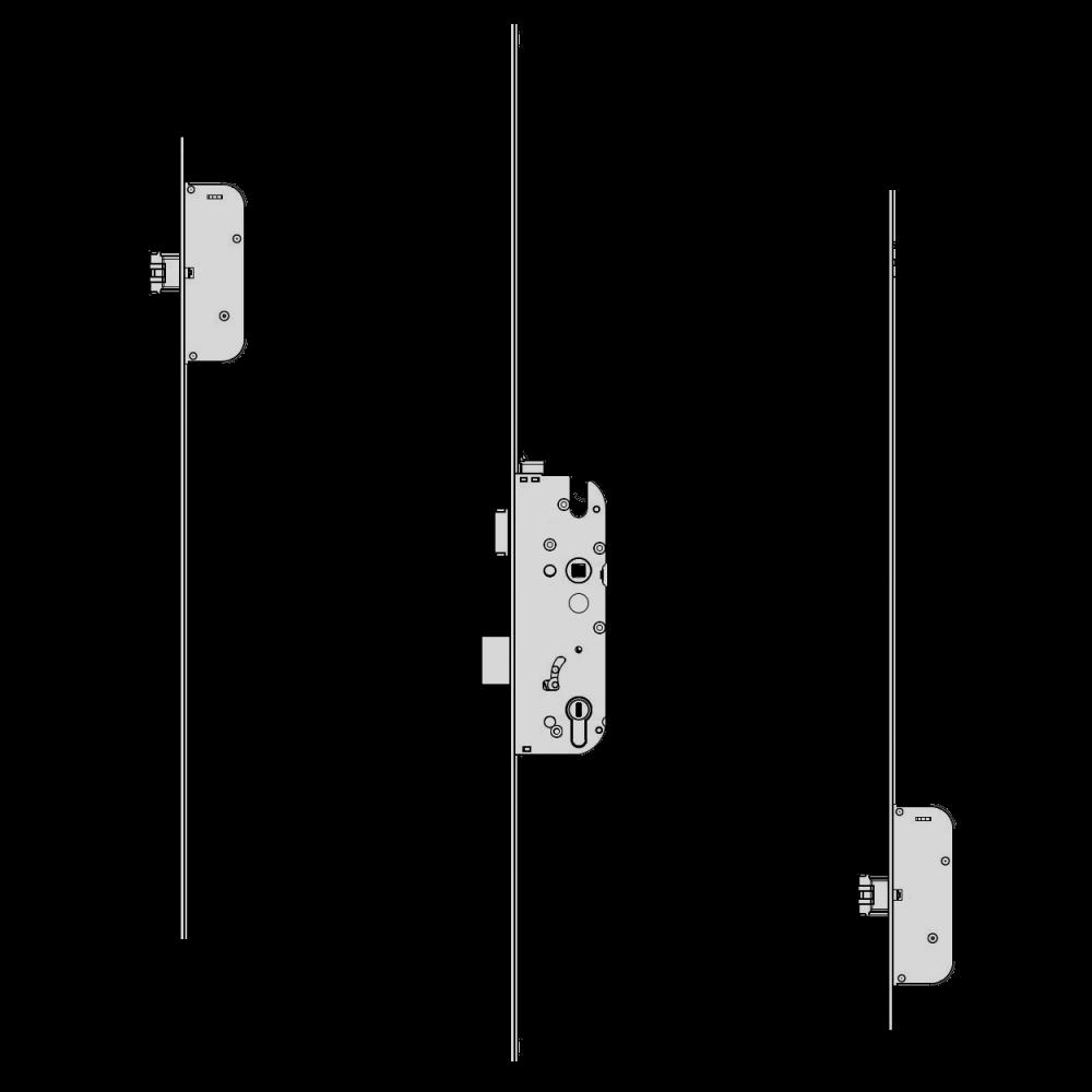 GU Secury Auto A2 1770 Multipoint Lock - 2 Deadlocks 1 Locksmith in Stirling