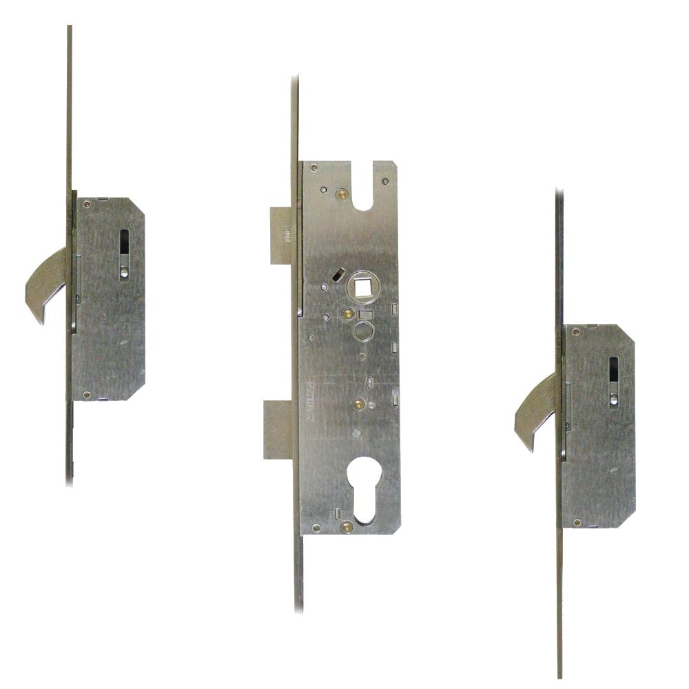 WINKHAUS Cobra Keywind Latch & Deadbolt 16mm Flat Single Spindle - 2 Hook 1 Locksmith in Stirling
