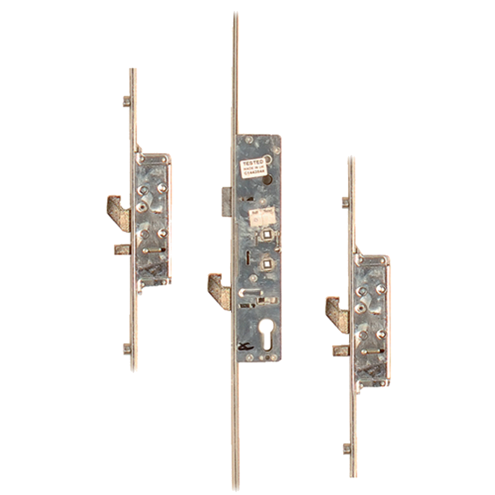 LOCKMASTER Lever Operated Latch & Hook - 2 Hook 2 Anti-Lift 4 Roller 1 Locksmith in Stirling