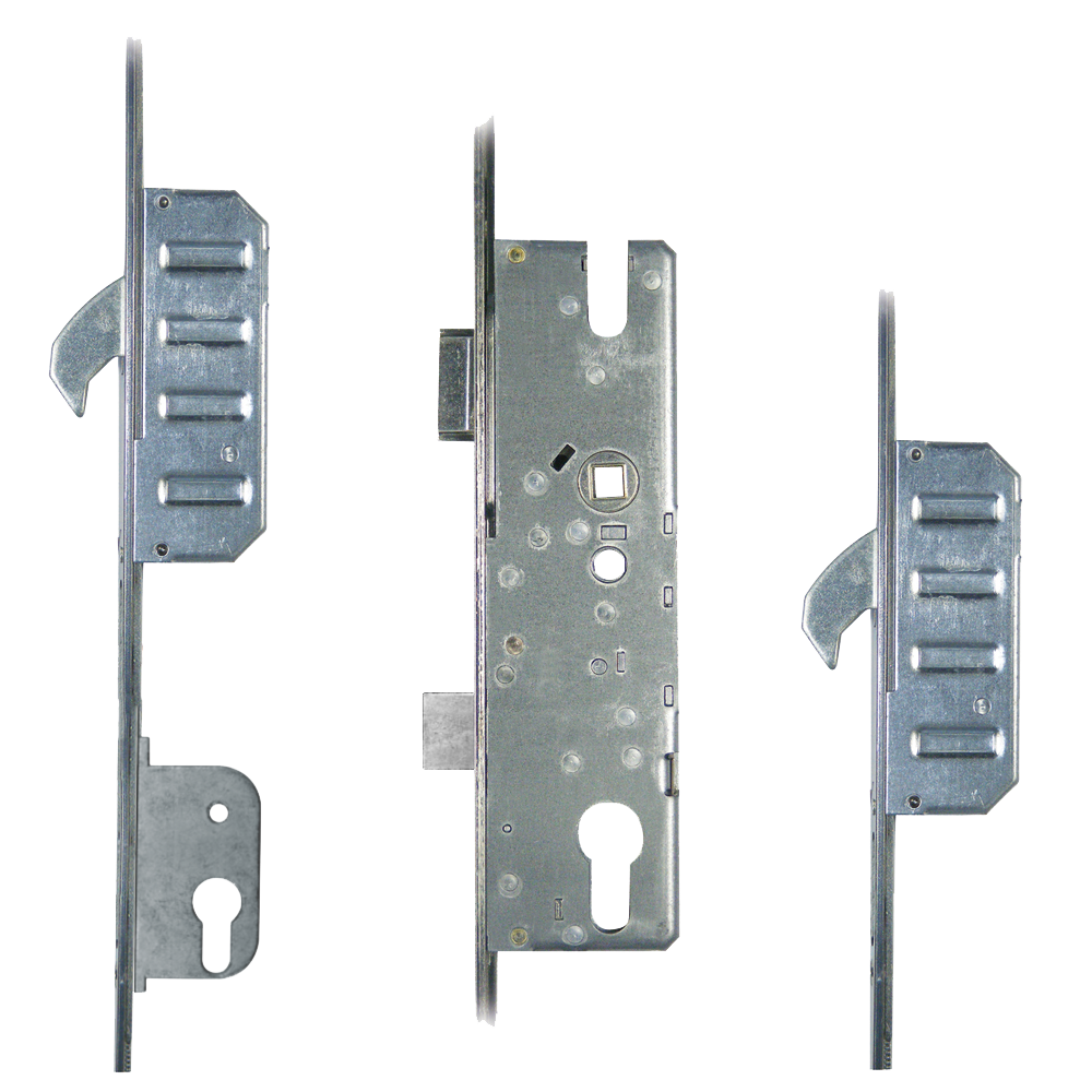 WINKHAUS Cobra Lever Operated Latch & Deadbolt Split Spindle & Lockout, 20mm Radius - 2 Hook 1 Locksmith in Stirling