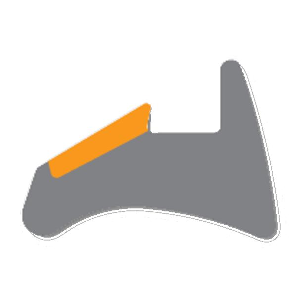 REDDIPLEX UPVC 2.8mm Orange Wedge Gasket To Suit UPVC Doors & Windows 1 Locksmith in Stirling