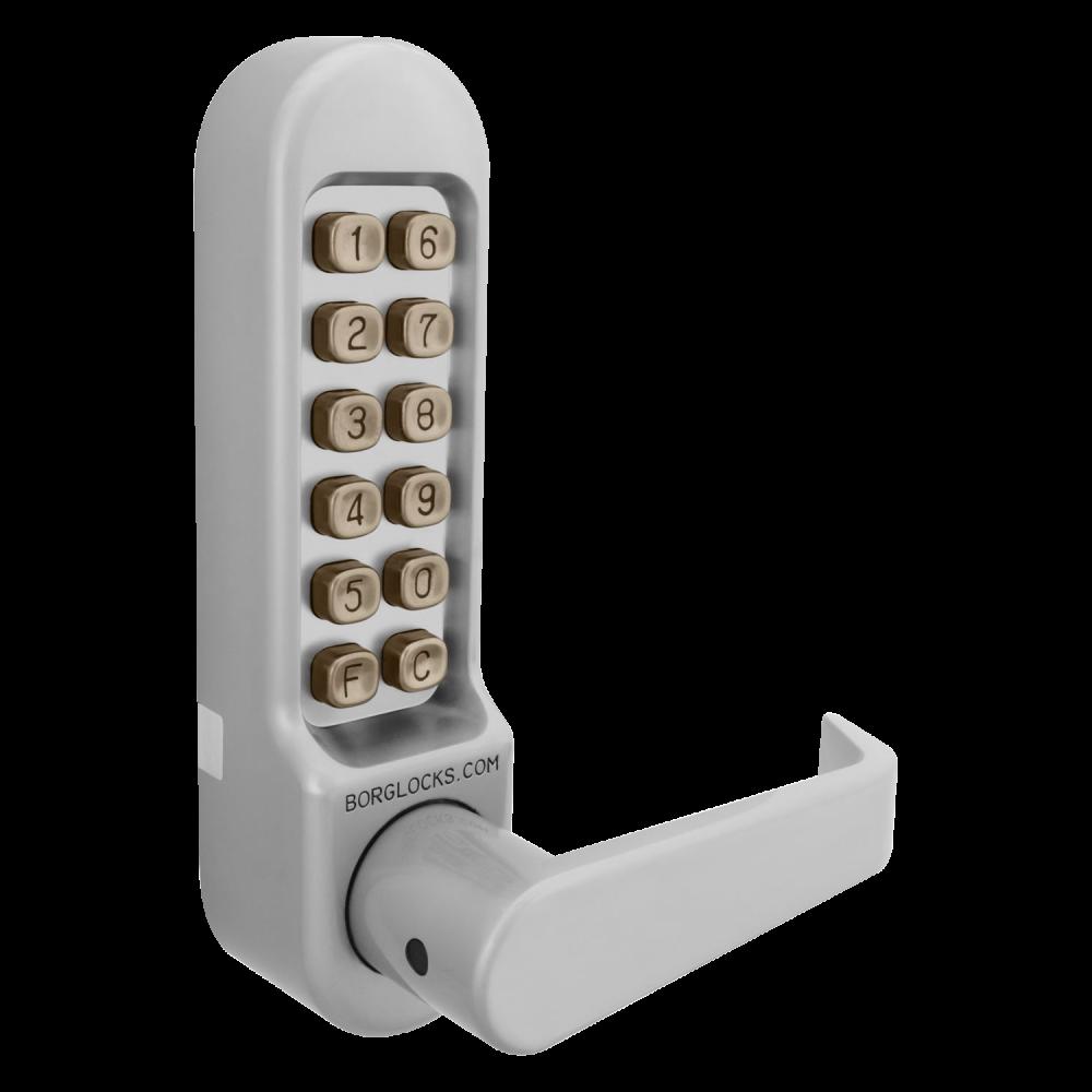 BORG LOCKS BL5408 Digital Lock With Adaptor Kit & Spindle 1 Locksmith in Stirling