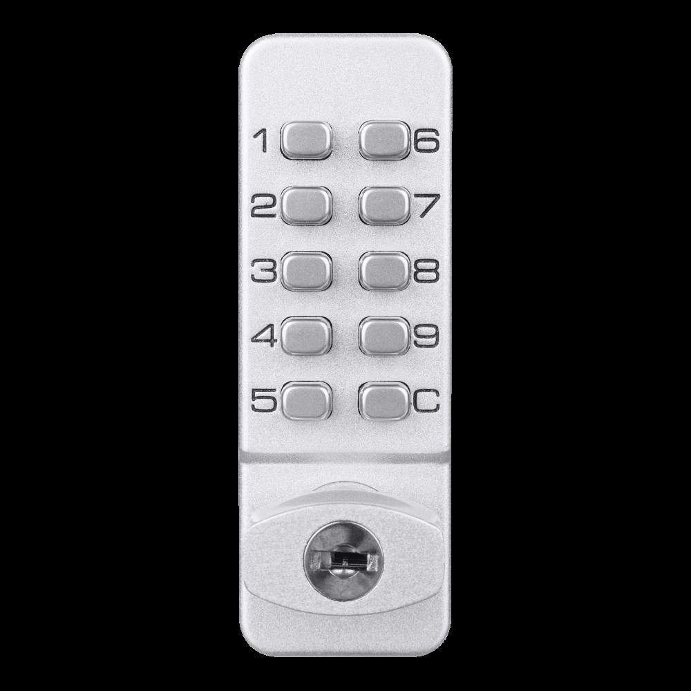 LOCKEY LC200 Mechanical Push button Cabinet lock 1 Locksmith in Stirling