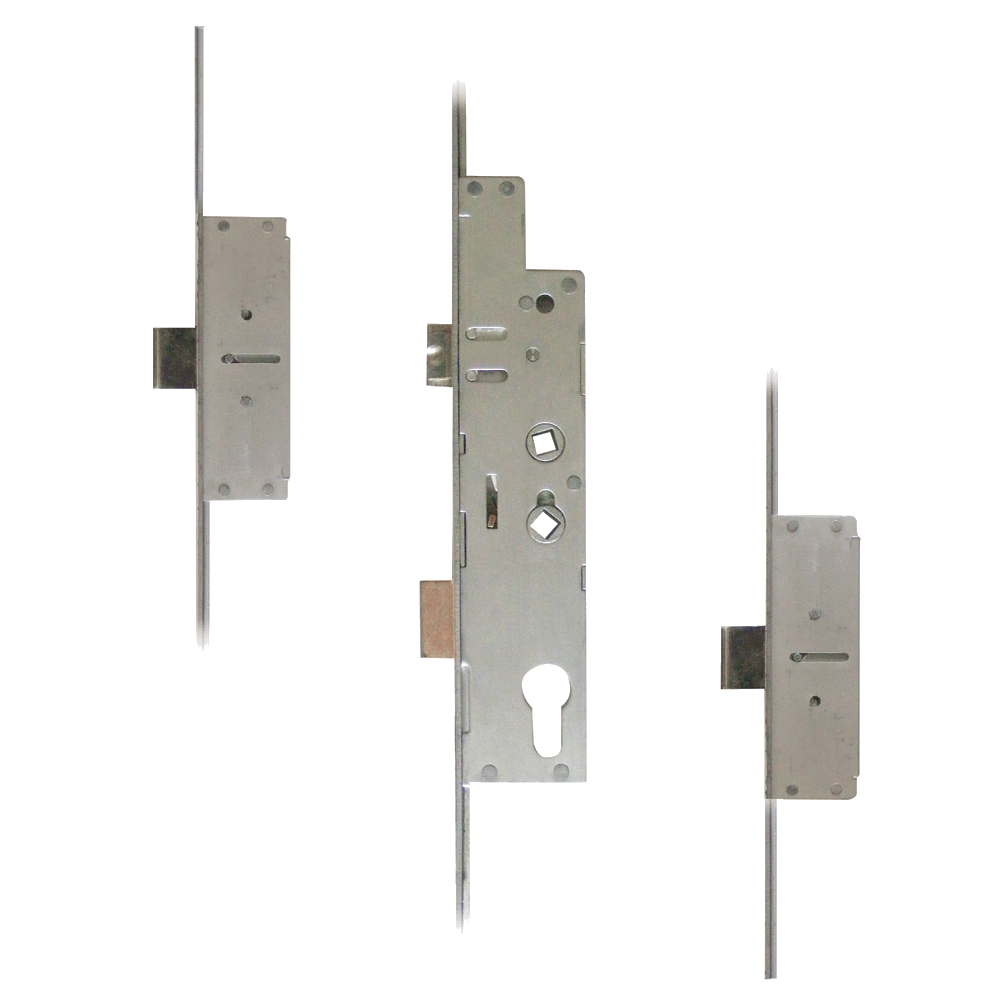 FULLEX Crimebeater 44mm Lever Operated Latch & Deadbolt Twin Spindle - 2 Dead Bolt 1 Locksmith in Stirling
