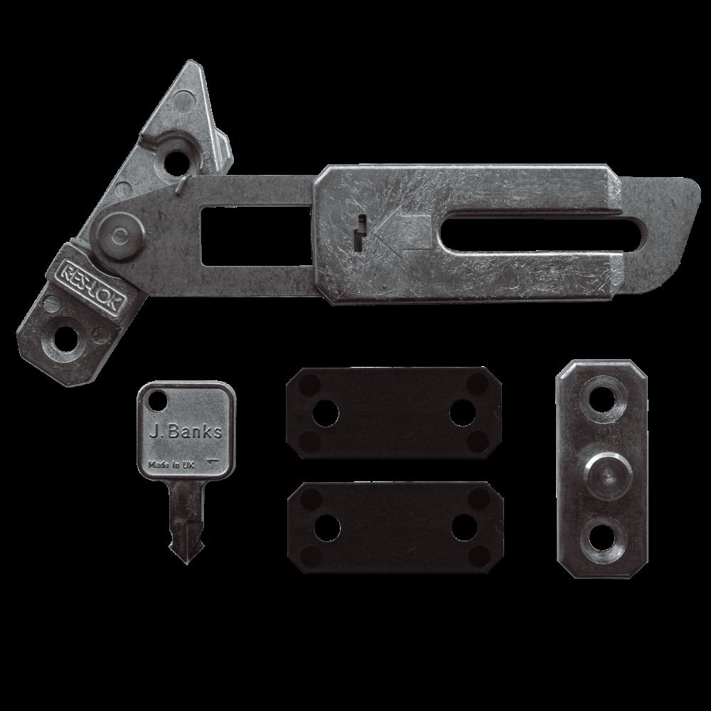 ASEC Concealed Locking Window Restrictor Kit 1 Locksmith in Stirling