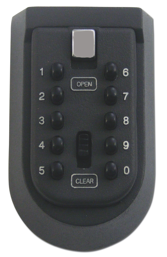 ASEC 6 Key Key Safe Complete With Cover 1 Locksmith in Stirling