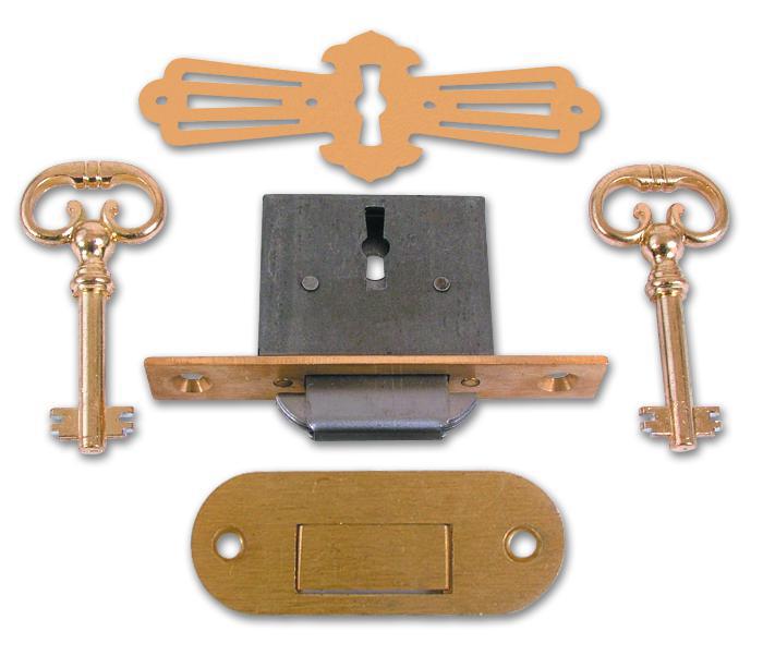 ASEC 185 2 Lever Desklock 1 Locksmith in Stirling