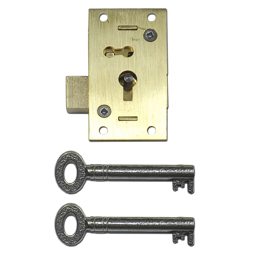 ASEC 51 2 & 4 Lever Straight Cupboard Lock 1 Locksmith in Stirling