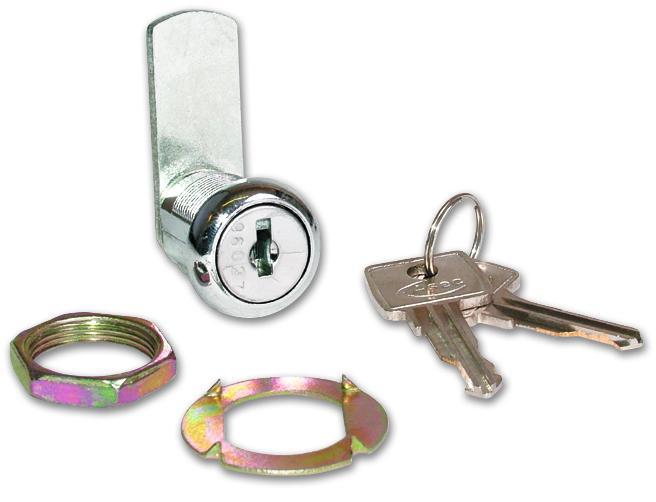 ASEC MK Nut Fix Camlock 180º 1 Locksmith in Stirling