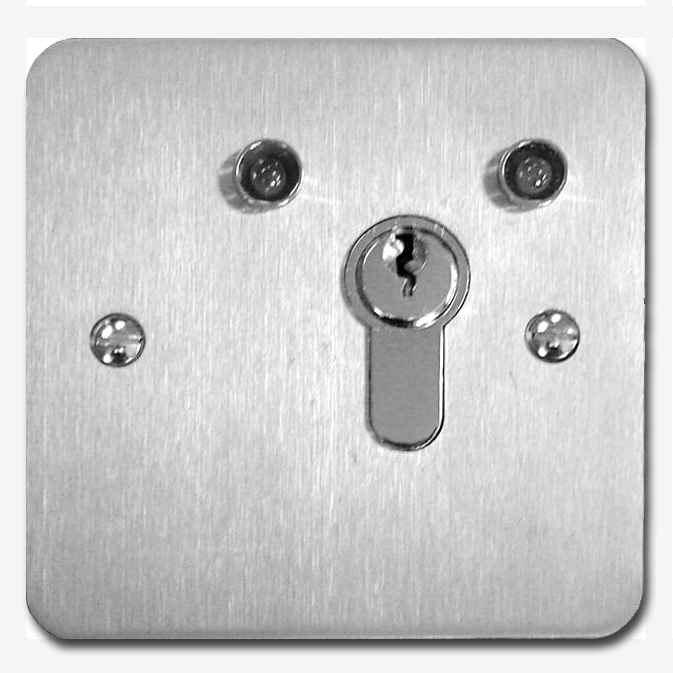 ASEC Two position LED Indicator Key Switch 1 Locksmith in Stirling