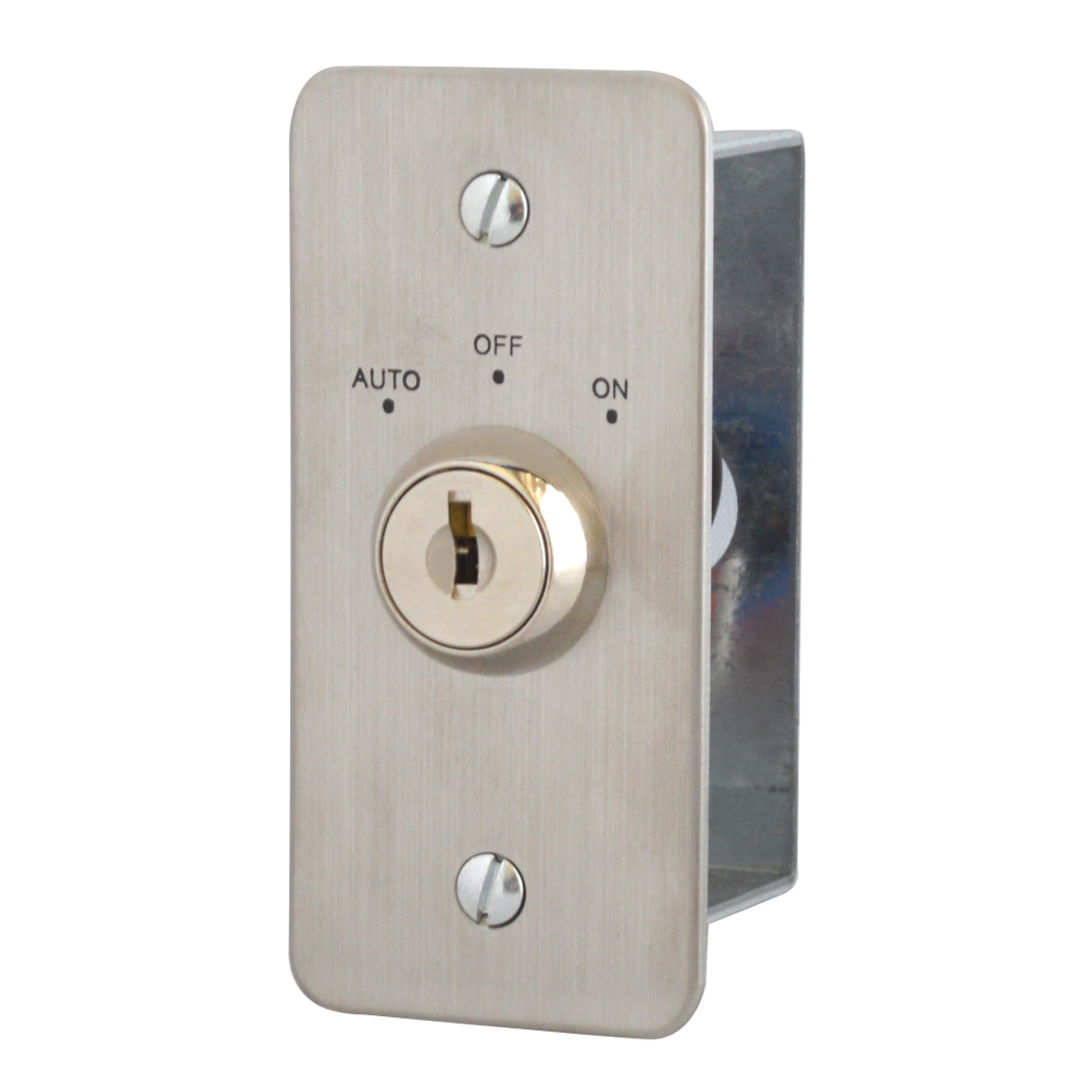 ASEC Three Position Key Switch Engraved 1 Locksmith in Stirling